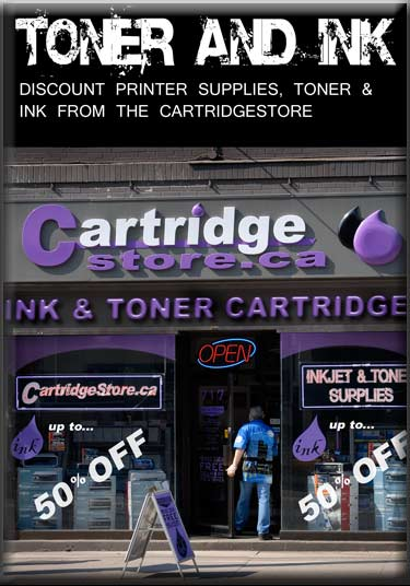 The CartridgeStore